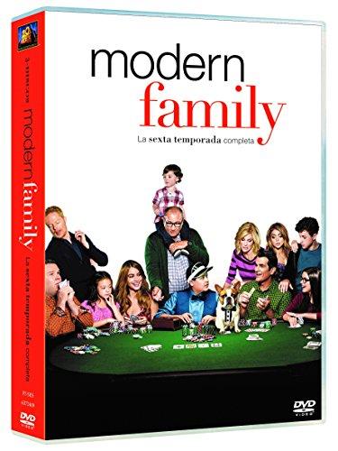 Modern Family Temporada 6 [DVD]