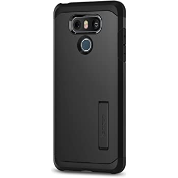 Spigen Tough Armor Designed for LG G6 Case (2017) / LG G6 Plus Case (2017) - Black