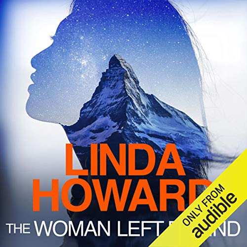 The Woman Left Behind audiobook cover art