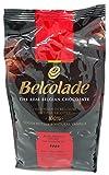 Belcolade 96% Noir Absolu Ebony - Masa de Cacao 1kg