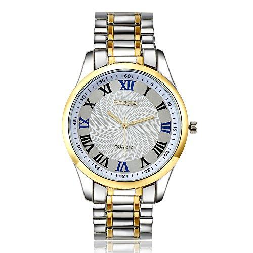 SJXIN Schöne und stilvolle Armbanduhr, Uhr Mode Mädchen Leinwand Uhr SOXY Watch Modeuhren (Color : 2)