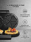 Zoom IMG-1 macchina per waffle a forma