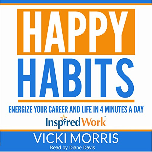 Happy Habits audiobook cover art