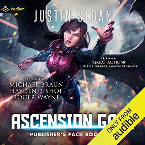 Ascension Gate: Publisher's Pack 2 Titelbild