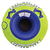 Sportsstuff Sno-Nut Inflatable Snow Tube/Sled with Ultra Durable Nylon Cover