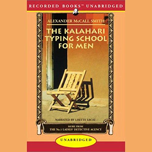 The Kalahari Typing School for Men cover art