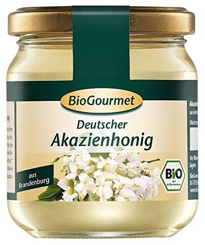 BioGourmet Deutscher Akazienhonig, 250 g