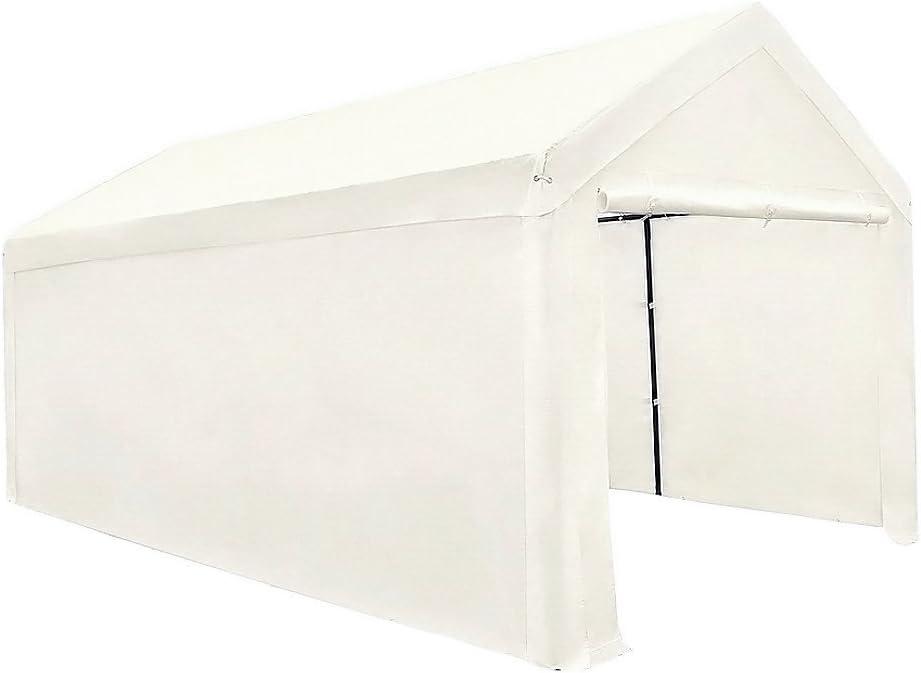 Le Papillon 10x20FT Heavy Duty Portable Canopy Shelter $129.99 Coupon