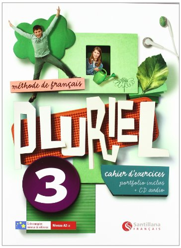 Pluriel 3 Cahier D'Exercices + Cd - 9788492729463
