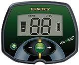 Teknetics Eurotek Détecteur de métaux avec bobine concentriques par Première 20,3cm TEXAS