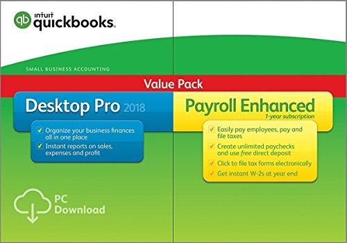 Intuit QUICKBOOKS Desktop PRO with