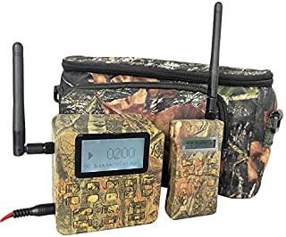 $106 » NILINMA Speaker Outdoor Hunting Decoy Bird Caller 100W Loud Speaker Sounds Voices MP3 Player 200DB 500M Remote Controller ...