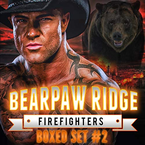 Bearpaw Ridge Firefighters Boxed Set #2 cover art