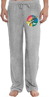 Pink Floyd Wish You were Here Men's Sweatpants Lightweight Jog Sports Casual Trousers Running Training Pants