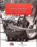 Memòria d'una lluita: les Comissions Obreres de Vilanova i la Geltrú (1967-1978)