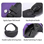 EVBEA Dog Carrier Sling Front Pack Puppy Carrier Purse Breathable Mesh Travel for Small or Medium Pet Dogs Cats Sling Bag 11