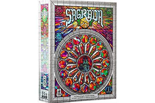 Cranio Creations - Sagrada-Juego de Mesa, Multicolor, CC103