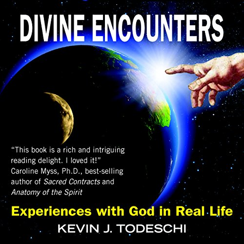 Divine Encounters audiobook cover art