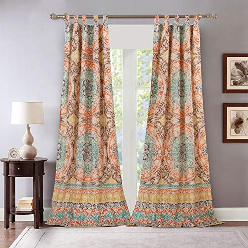 Barefoot Bungalow Olympia Curtain Panel Pair