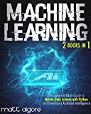 Machine Learning: The complete Math Guide to Master Data Science with Python and Developing Artificial Intelligence
