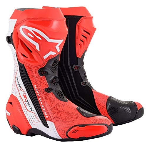 Alpinestars Supertech R Vented Replica 2020 MM93 Marc Marquez 93, 45 EU