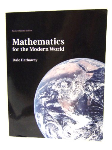 Mathematic for the Modern World