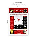 Magic In The Moonlight Biglietto Il Giornale degli Auguri Laurea