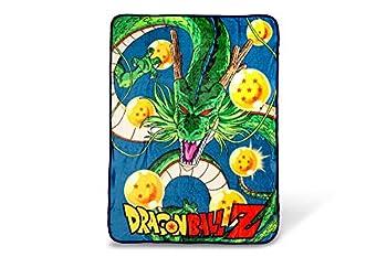 Dragon Ball Z Bed Blankets  DBZ-Blue