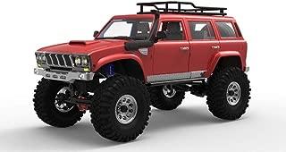 Cross RC - SU4C 1/10 Demon 4x4 Crawler Kit, w/ SUV Full Hard Body & CNC Rims