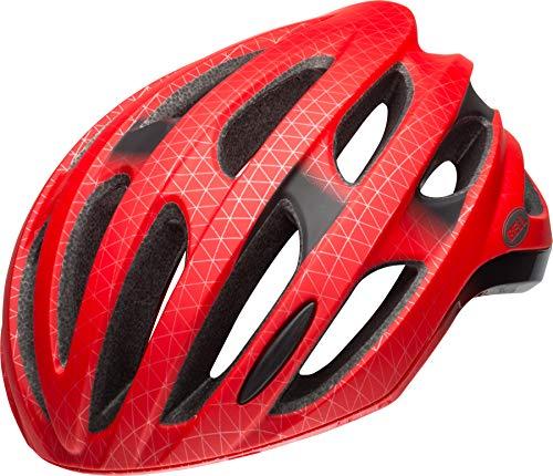 BELL Formula MIPS Casco de Ciclismo, Unisex, Mate/Rojo Brillante/Negro, S