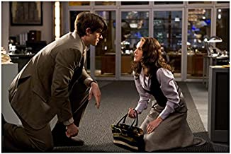 Superman Returns with Brandon Routh as Clark Helping Kate Bosworth 8 X 10 Inch Photo