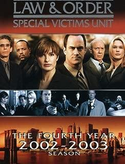 law and order svu season 4 watch online
