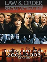 law and order svu season 4 dvd