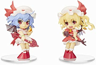 Touhou Project Mini Display Figure, Scarlet Sister, Set of 2