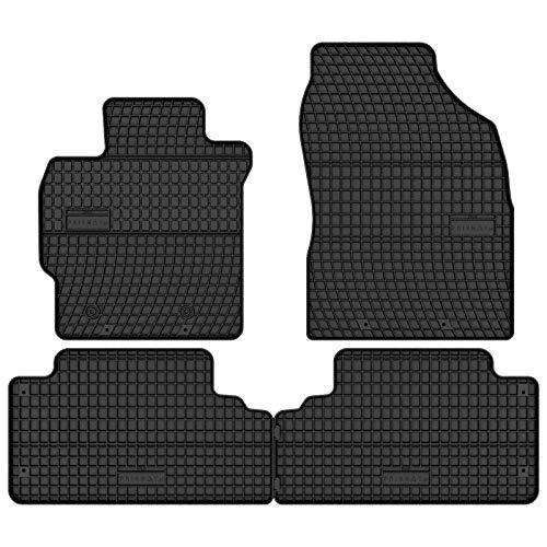 Prismat Gummimatten Gummi Fußmatten Satz für Toyota Auris (2006-2012) - Passgenau
