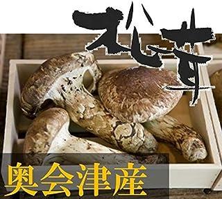 奥会津旬彩館 国産 松茸 (並)大きさ不揃い 500g 会津産 岩手産
