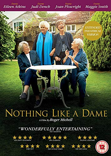 Nothing Like A Dame [DVD]