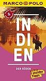 MARCO POLO Reiseführer Indien Der Süden: Reisen mit Insider-Tipps. Inklusive kostenloser Touren-App & Update-Service - Dagmar Gehm