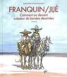 Franquin/Jijé - Comment on devient créateur de bandes dessinées - tome 1 - Franquin, Jijé, Comment on devient créateur de bandes dessinées