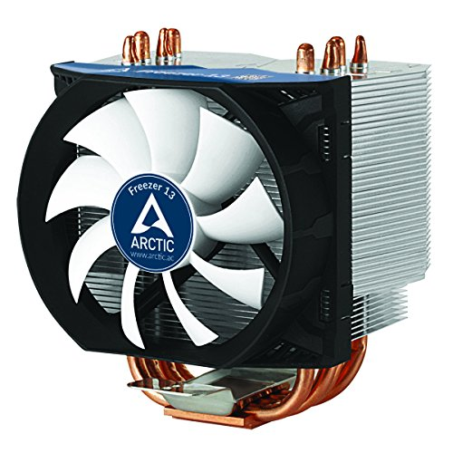 ARCTIC Freezer 13 - Prozessorkühler mit 92 mm PWM Lüfter, CPU-Kühler für AMD & Intel Sockel, empfohlen für TDP bis 140 W, multkompatibel, voraufgetragene MX-4 Wärmeleitpaste, hohe Kühlleistung