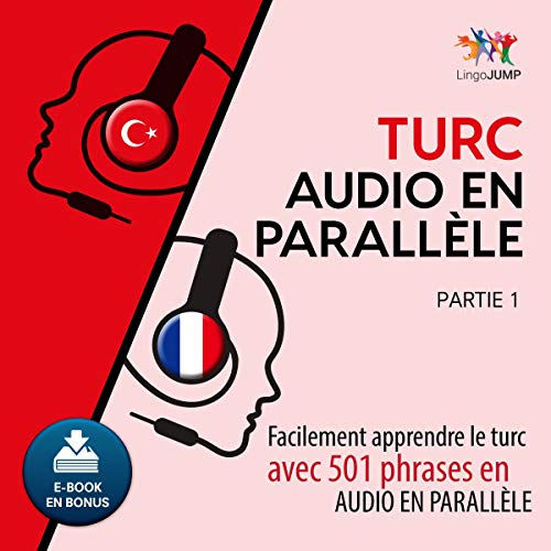Turc audio en parallèle, Partie 1 [Turkish in Parallel Audio, Volume 1] audiobook cover art