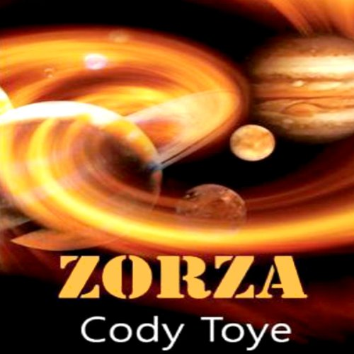 Zorza audiobook cover art