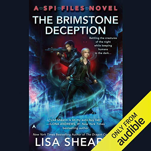The Brimstone Deception Titelbild
