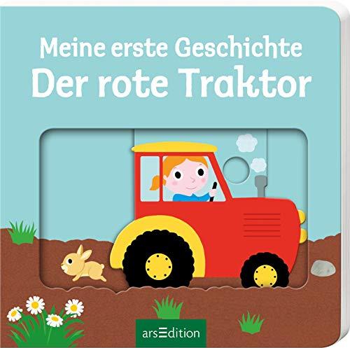 Meine erste Geschichte Der rote Traktor