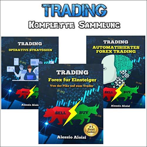 Trading: Forex komplette Sammlung für Einsteiger Titelbild