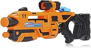 jkbfyt Water Blasters,Children Large Size High-Pressure Water Gun Outdoor Summer Beach Boy Playing Water Shooting Toy Gun Kids Gifts