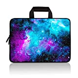 11 11.6 12 12.1 12.5 inch Laptop Carrying Bag Chromebook Case Notebook Ultrabook Bag Tablet Cover Neoprene Sleeve for Apple MacBook Air Samsung Google Acer HP DELL Lenovo Asus (Galaxy)