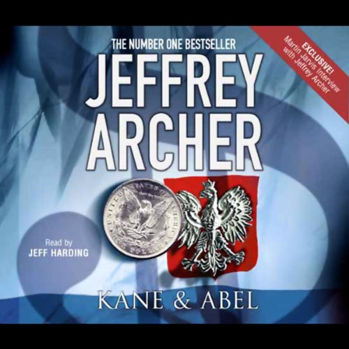 Kane and Abel                   By:                                                                                                                                 Jeffrey Archer                               Narrated by:                                                                                                                                 Jeff Harding                      Length: 4 hrs and 25 mins     3 ratings     Overall 3.3