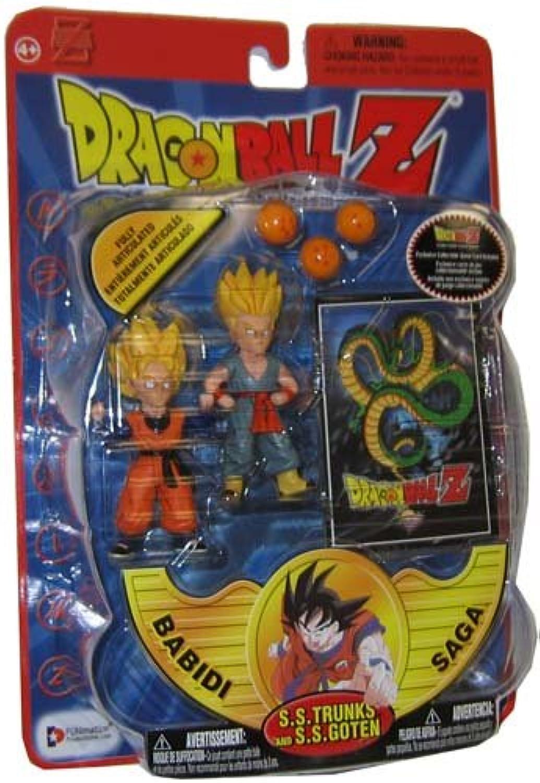 garantizado Dragonball Z Series 8 Babidi Saga Acción Figura SS Trunks Trunks Trunks SS Goten  ahorra hasta un 70%