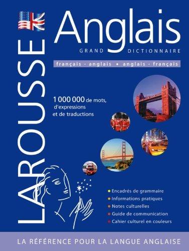Grand dictionnaire Francais-Anglais